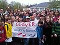 Governor Patrick, Milton, Walk-Bike to School Day, May 4, 2011 (5687452830).jpg