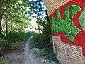 Graffiti sur un pont à Blagnac 1.jpg