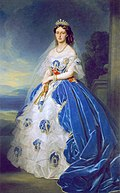 Grand Duchess Olga by Franz Xaver Winterhalter (1865).jpg