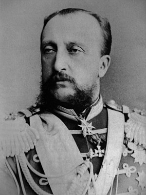 Grand Duke Nicholas Nikolaevich of Russia (1831–1891) - Image: Grand Duke Nicholas Nikolaevich of Russia (1831 1891)