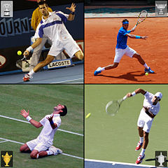 Description de l'image Grand_Slam_men's_singles_champions_2011.jpg.