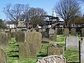 Graveyard, St Edmunds Church, Southwold - geograph.org.uk - 783602.jpg