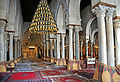 Great Mosque of Kairouan, prayer hall.jpg