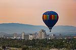 Great Reno Balloon Races 2015 - Skyline (21254945464).jpg