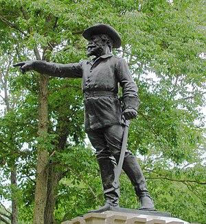 Roland Hinton Perry - Image: Greene Gettysburg Monument