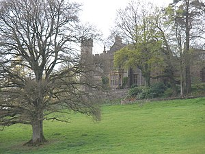 John Kelly (Royal Navy officer) - Greenham Hall, Kelly's home in Somerset