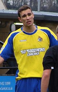 Greg Young English association football player (born 1983)