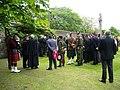 Gretna Rail Disaster Remembrance Service 2009 - geograph.org.uk - 1316440.jpg