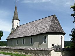 This is a photograph of an architectural monument.It is on the list of cultural monuments of Bayern, no. D-1-80-119-1