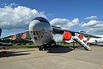 Gromov Flight Research Institute, RA-76529, Ilyushin IL-76LL (37183802236).jpg