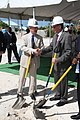 Ground breaking ceremony at Grand Turk Welcome Centre (5987439614).jpg