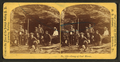 Group of coal miners, by M. A. Kleckner.png