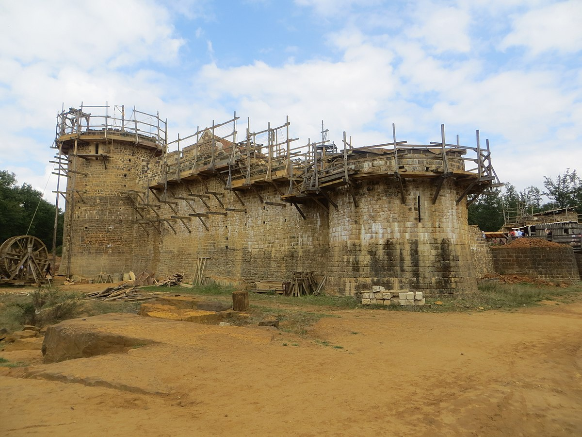 Gu 233 Delon Castle Wikipedia