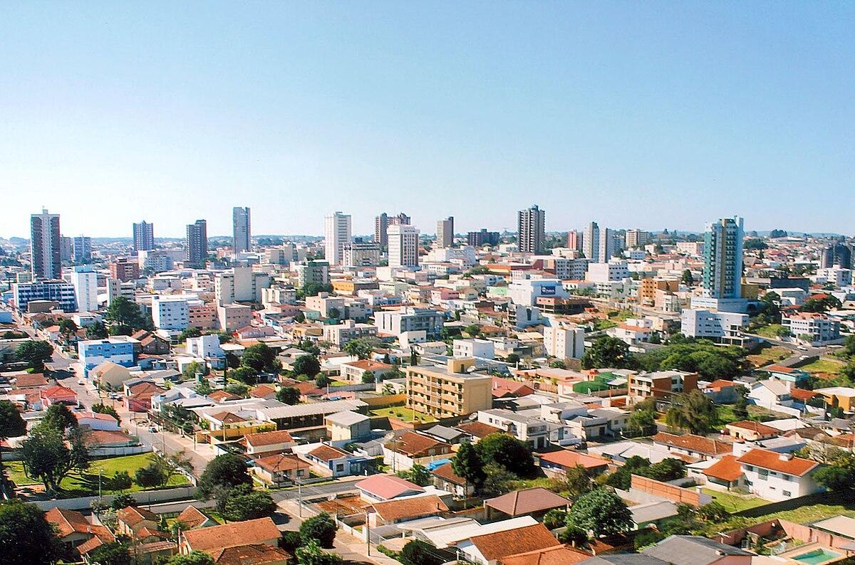 Guarapuava Paraná fonte: upload.wikimedia.org