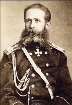 Battle of Sofia - Gen. Iosif Gurko