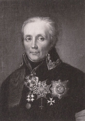 Dano-Swedish War of 1808–09 - Gustaf Mauritz Armfelt, commander of the Swedish army at the border