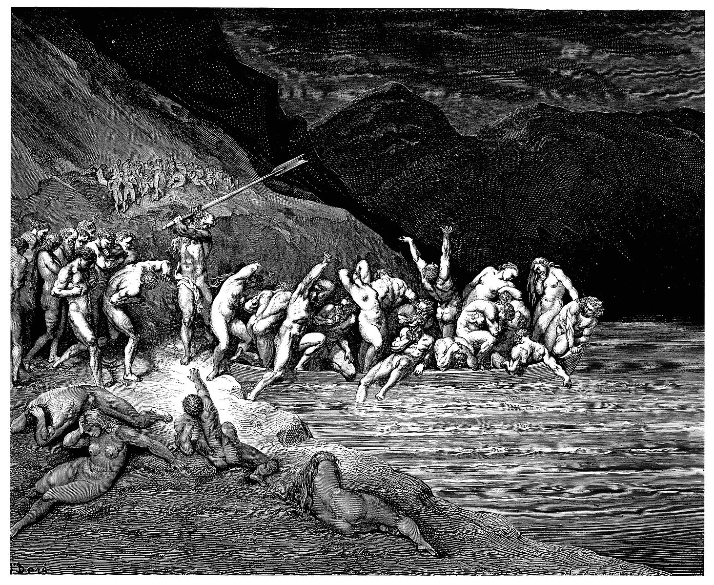 the guardians in dante alighieris inferno Free coursework on the guardians of the inferno dante from essayukcom, the uk essays company for essay, dissertation and coursework writing.
