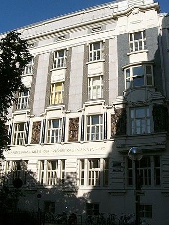 Vienna Business School - HAK II Hamerlingplatz