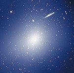 HAWK-I and Hubble Explore a Cluster with the Mass of two Quadrillion Suns.jpg