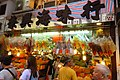 HK 荃灣 Tsuen Wan 川龍街 Chuen Lung Street July 2018 IX2 visitors n shop.jpg