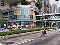 HK TKL 調景嶺 Tiu Keng Leng 翠嶺路 Chui Ling Road 景嶺路 King Ling Road MetroTown mall footbridge August 2018 SSG.jpg