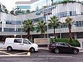 HK WCH Wong Chuk Hang Nam Fung Road Path 港怡醫院 Gleneagles Hong Kong Hospital August 2018 SSG 02.jpg
