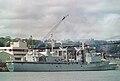 HMCS PROTECTEUR A-509, Halifax NS, August 1990. (5500119856).jpg