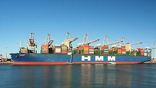 HMM (company) South Korean shipping company