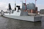 HMS Defender (D36) hamburg stern.jpg