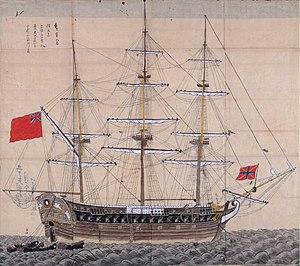 HMS Phaeton (1782) - Image: HMS Phaeton