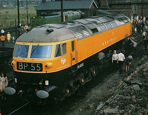 HS 4000 Barrow Hill Open Day 1971.jpg