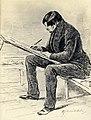 HUA-104473-Portret van FH Drieling geboren 1805 kunstbeschermer en landschapsschilder te Utrecht overleden 1853 Ten voeten uit links zittend tekenend.jpg