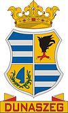 Huy hiệu của Dunaszeg