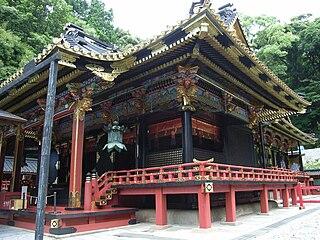 Shinto shrines in Shizuoka Prefecture, Japan