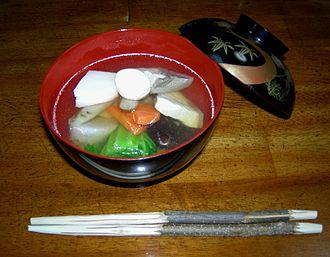 Zōni - Hakata zōni