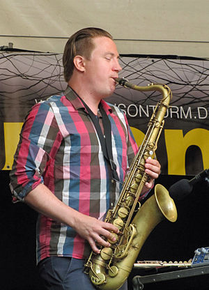 Håkon Kornstad - Kornstad in 2010