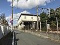 Hakozaki Line of Fukuoka Municipal Subway near Kaizuka Station 2.jpg