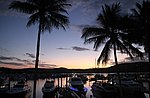 Hamilton Island Marina Evening (30859871672).jpg