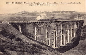 Image illustrative de l'article Viaduc de Toupin