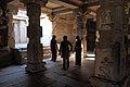 Hampi, India, Inner sanctum of the Vitthala Temple.jpg