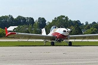 Hanover Saugeen Airport - Image: Hanover Saugeen Thrush
