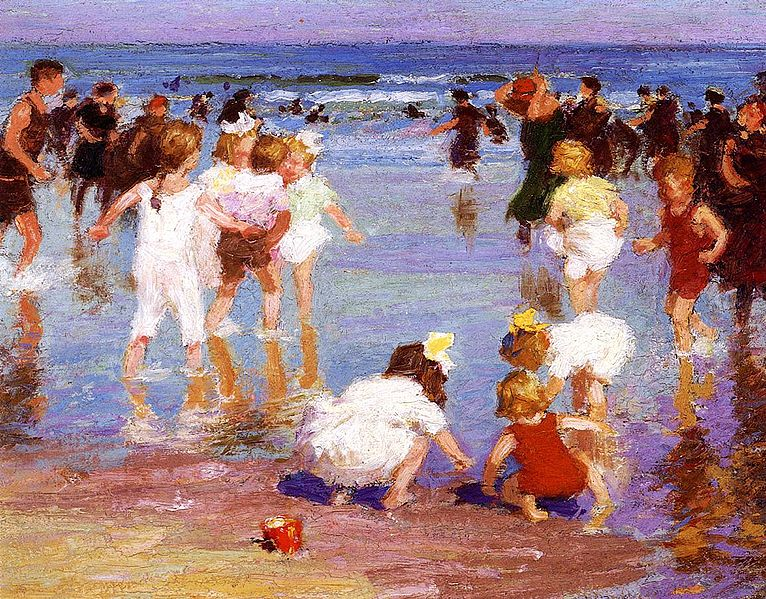 File:Happy Days Edward Henry Potthast.jpeg