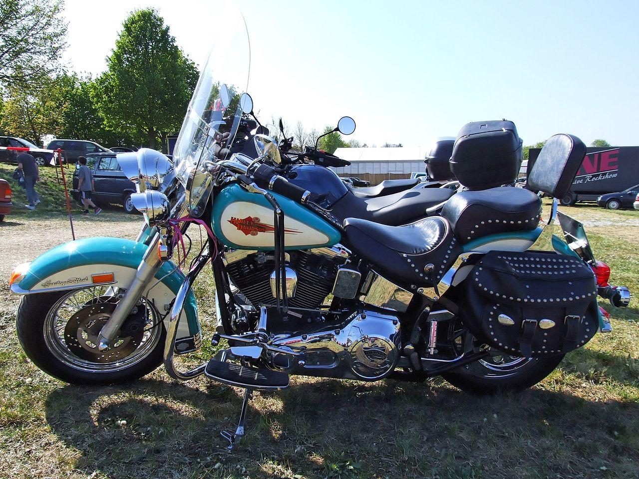 Selle Harley Davidson