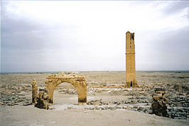 Ruïnes in Harran
