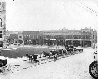 History of Hartford City, Indiana City in Indiana, United States