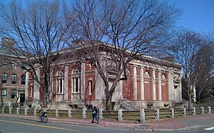Abbott Lawrence Lowell - Lowell Lecture Hall