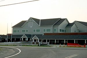 Frisco, North Carolina - Image: Hatteras School June 2007