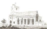 Hawkhurst Church