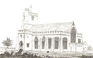 Hawkhurst - Image: Hawkhurst Church