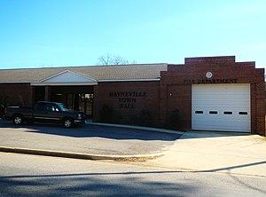 Hayneville, Alabama - Image: Hayneville, Alabama Town Hall